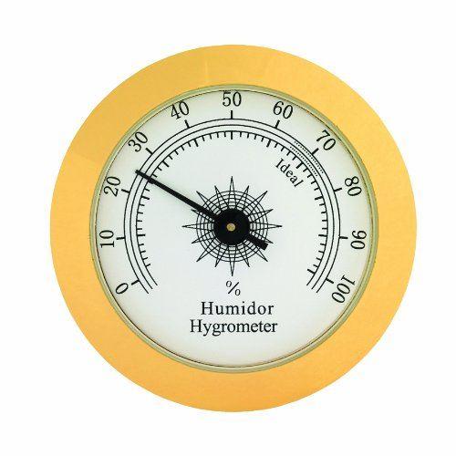 hygrometer-humidor