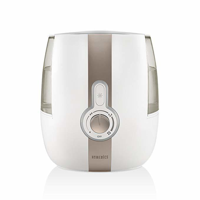Homedics Cool Mist Ultrasonic Humidifier