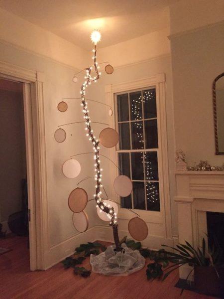 Interesting Christmas Tree
