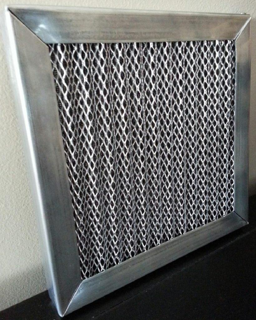 Electrostic Furnace Filter
